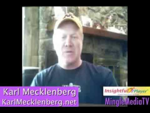 Karl Mecklenburg on Insightful Player TV