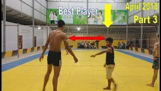 HD Volleyball best player | Sovanneth Vs mom Team | April 2018 (3)