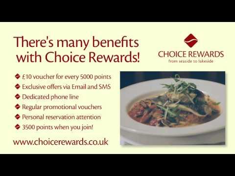 Rewards at Choice Hotels