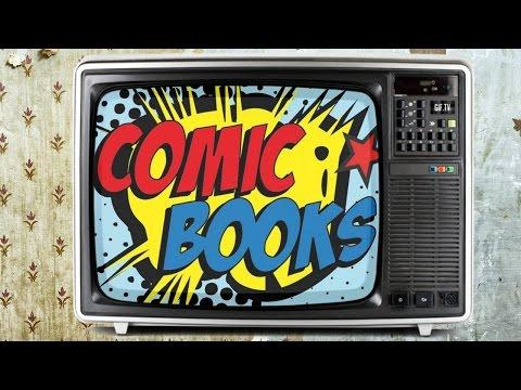 We eventually talk Comics! (Saturday Morning Nerds ep 7)