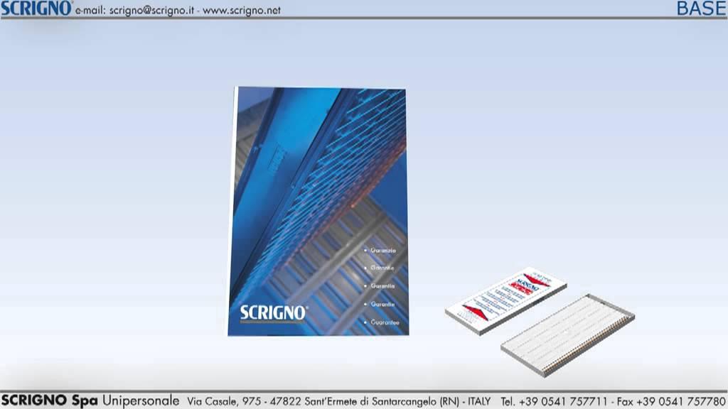 Scrigno Gold Base Plaque De Platre Emballage