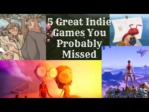 Top 5 GREAT indie games you probably missed |
