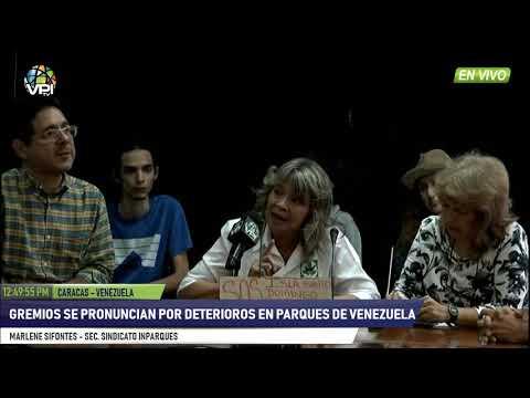 Caracas - Alertaron Sobre Riesgo Ecológico En Parques Nacionales De Venezuela - VPItv