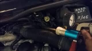 Śkoda Octavia 1 9 TDI Nefunkční turbo