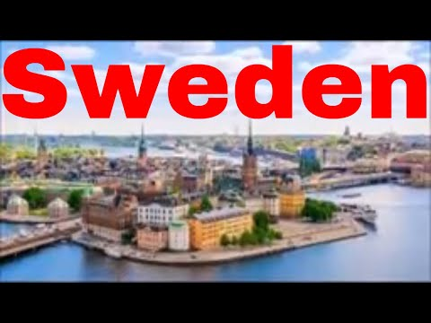 Sweden in Brief | Scandinavian Country | European Nation