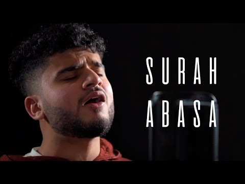 Surah Abasa | Mikhaael Mala | Beautiful Quran Recitation : English Translation