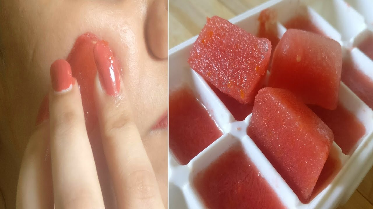 how to get rid of pimples with toothpaste and ice