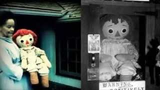 Странное и Страшное №5 - Проклятие Аннабель