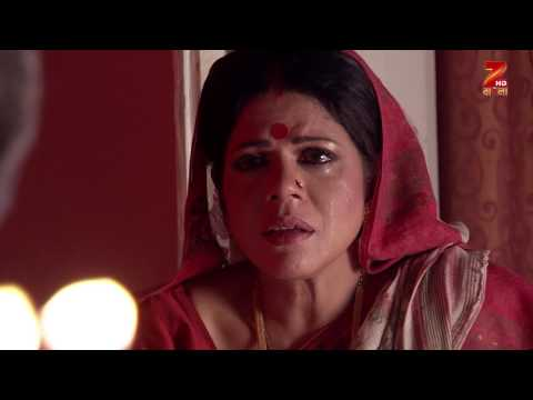 Aamar Durga - Indian Bangla Story - Epi 477 - July 25, 2017 - Zee Bangla TV Serial - Best Scene
