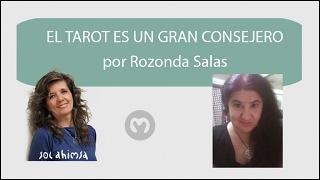 EL TAROT ES UN GRAN CONSEJERO con Rozonda Salas