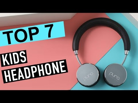 BEST KIDS HEADPHONE! (2020)