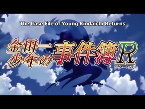 Kindaichi case files Returns ( Kindaichi le Retour générique 1 ) opening 1