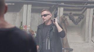 видео На Луганщині розпочалися зйомки фільму за романом Сергія Жадана «Ворошиловград»