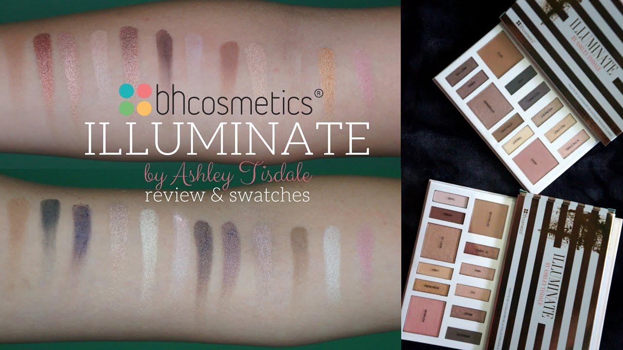 81c23e137b83 bh Cosmetics x Ashley Tisdale Illuminate Palettes
