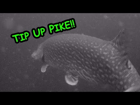 Ice Fishing Pike | How To Setup Your Own Quick Strike Rig!