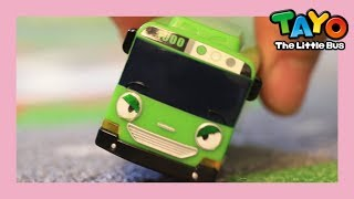 Let's all get along l Tayo Toys Story l Tayo the Little Bus