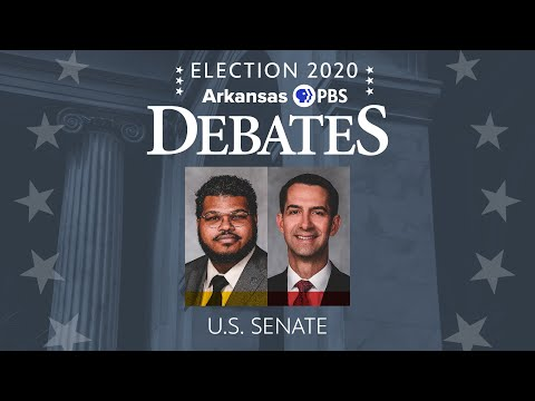 Arkansas PBS U.S. Senate Debate
