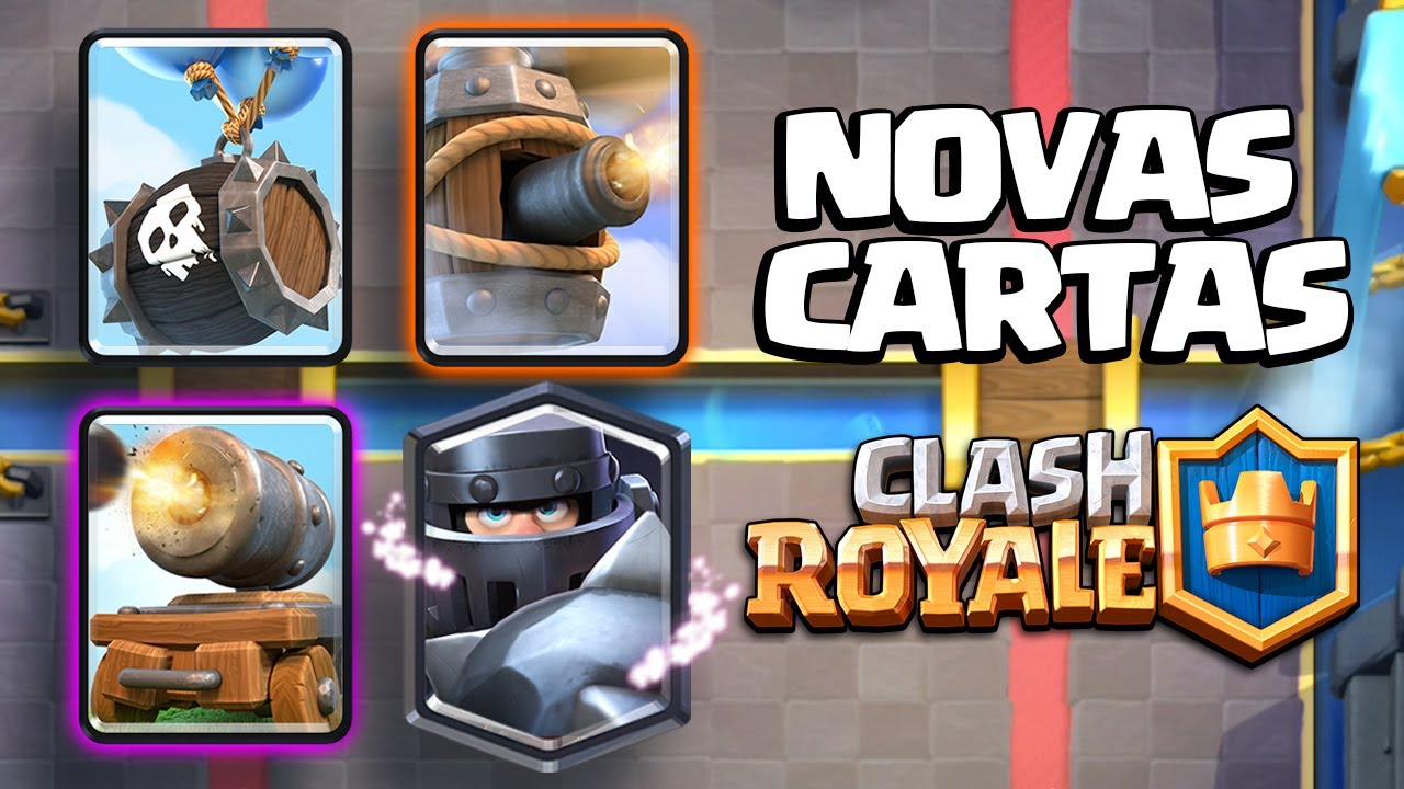 4 Novas Cartas Confirmadas No Clash Royale Nova Lendaria E Mais