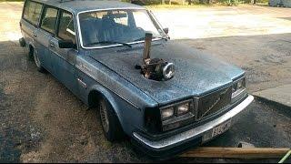 82 volvo turbo diesel for sale