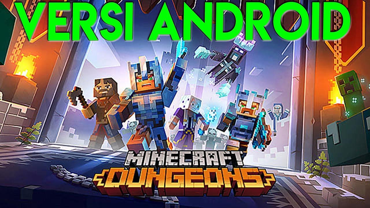 Minecraft Dungeons Viral Game Android ini mirip banget minecraft