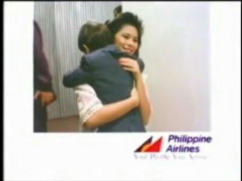 1980's Philippine Airlines TVC (Stewardess)
