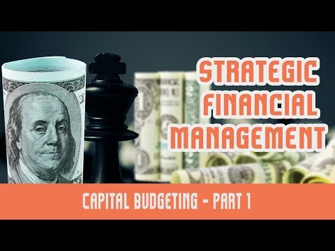 Capital Budgeting | Introduction | Project Report | Bridge Finance | Refinancing | Part 1
