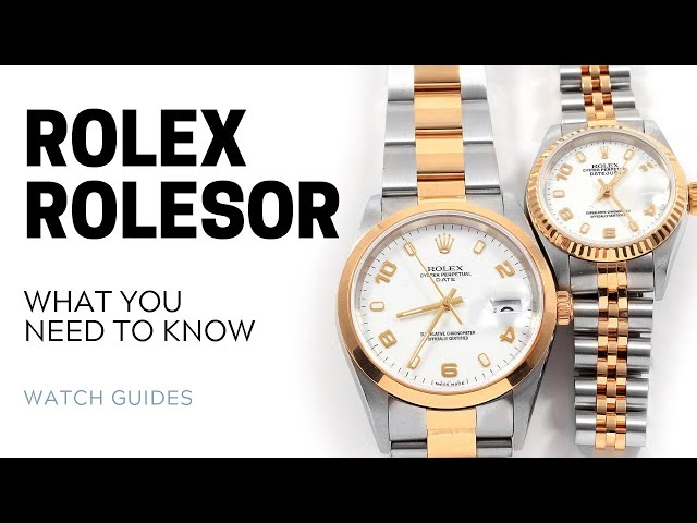 Rolex 'Rolesor': What Does It Mean? | SwissWatchExpo [Rolex Watches]