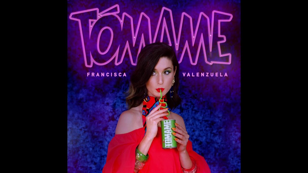 francisca-valenzuela-tomame-official-audio-francisca-valenzuela