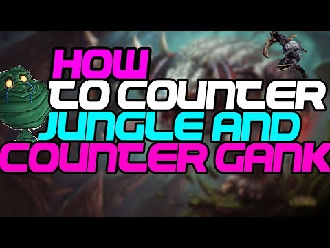 IJustRengar |HOW TO COUNTER JUNGLE TIPS/TRICKS | Counter Jungle Guide -League of Legends