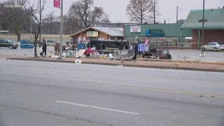 Man struck and killed in North St. Louis crash