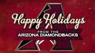 Happy Holidays from the D-backs