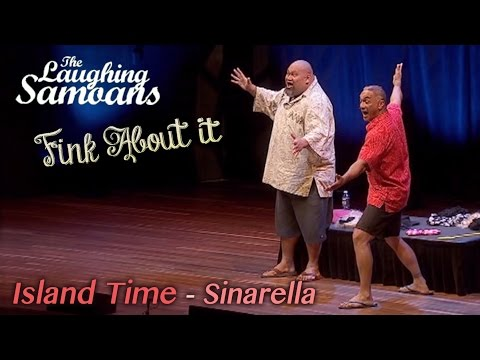 "The Laughing Samoans - ""Island Time - Sinarella"" from Fink About It"