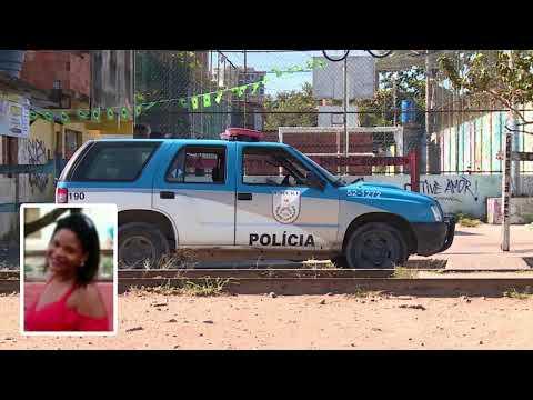 Mulher é Assassinada A Tiros Na Favela Da Linha Em Macaé.