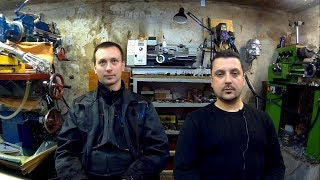 Our first interview (only in Russian language)