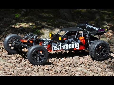 PRIME BAJA V2 BSD RACING RC CAR