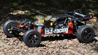 PRIME BAJA V2 BSD RACING RC CAR