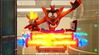PS4 Games | Crash Bandicoot N. Sane Trilogy - E3 2018 Future Tense Trailer