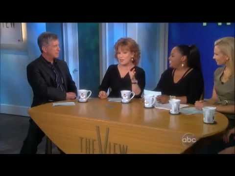 Joy Behar vs. Jay Mohr  THE VIEW