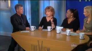 Joy Behar vs. Jay Mohr  THE VIEW