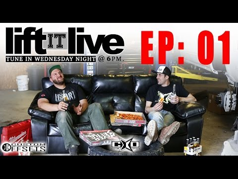 Lift it LIVE EP 001: Body Lifting Should be Left in the Gym