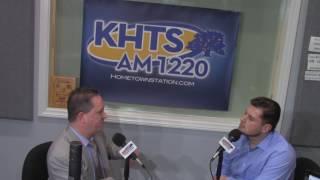 Todd Topolski - City Council Applicant On KHTS (Jan 11, 2017) -- Santa Clarita