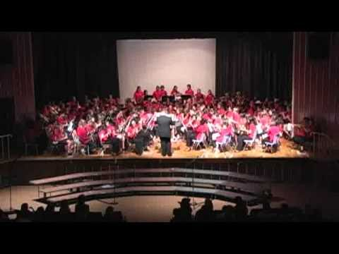 2010 Cosburn combined Bands -
