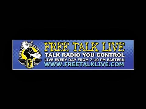 Free Talk Live 2017-03-24