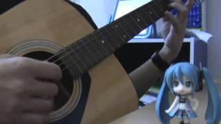 Captain Tsubasa OP - Dragon Screamer - Guitar solo