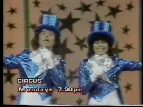 CKCO Circus 1979