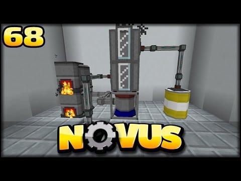 PNEUMATICCRAFT Refinery - LPG | Minecraft NOVUS #68 | Minecraft Modpack