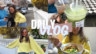 LOCKDOWN VLOG: Getting Content In London, Dyson Routine & Espresso Martinis At Home   Ames Banks