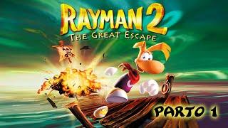 Rayman 2 - Parto 1, Arbaro de Lumo (PC, Esperanto)