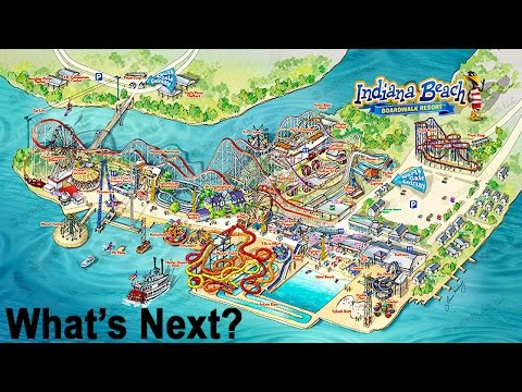 New Roller Coasters Coming To Indiana Beach! What Are Their Future