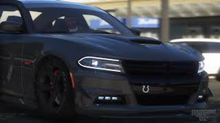 Dodge Charger SRT 2019 Twin Turbo 900 HP (Commercial)